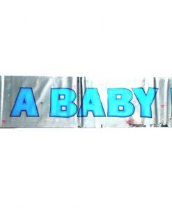 It's A Baby Boy Banner