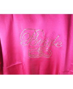 Bride Pink Robe