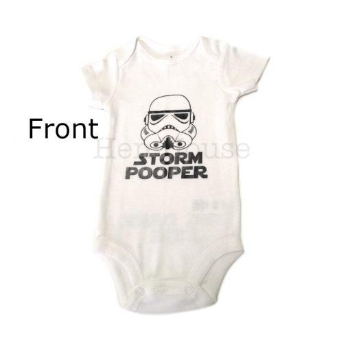 Custom Baby Romper